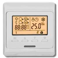 Терморегулятор для теплого пола E51